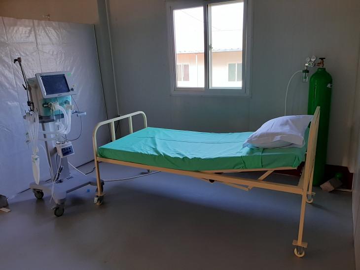 病院内の様子