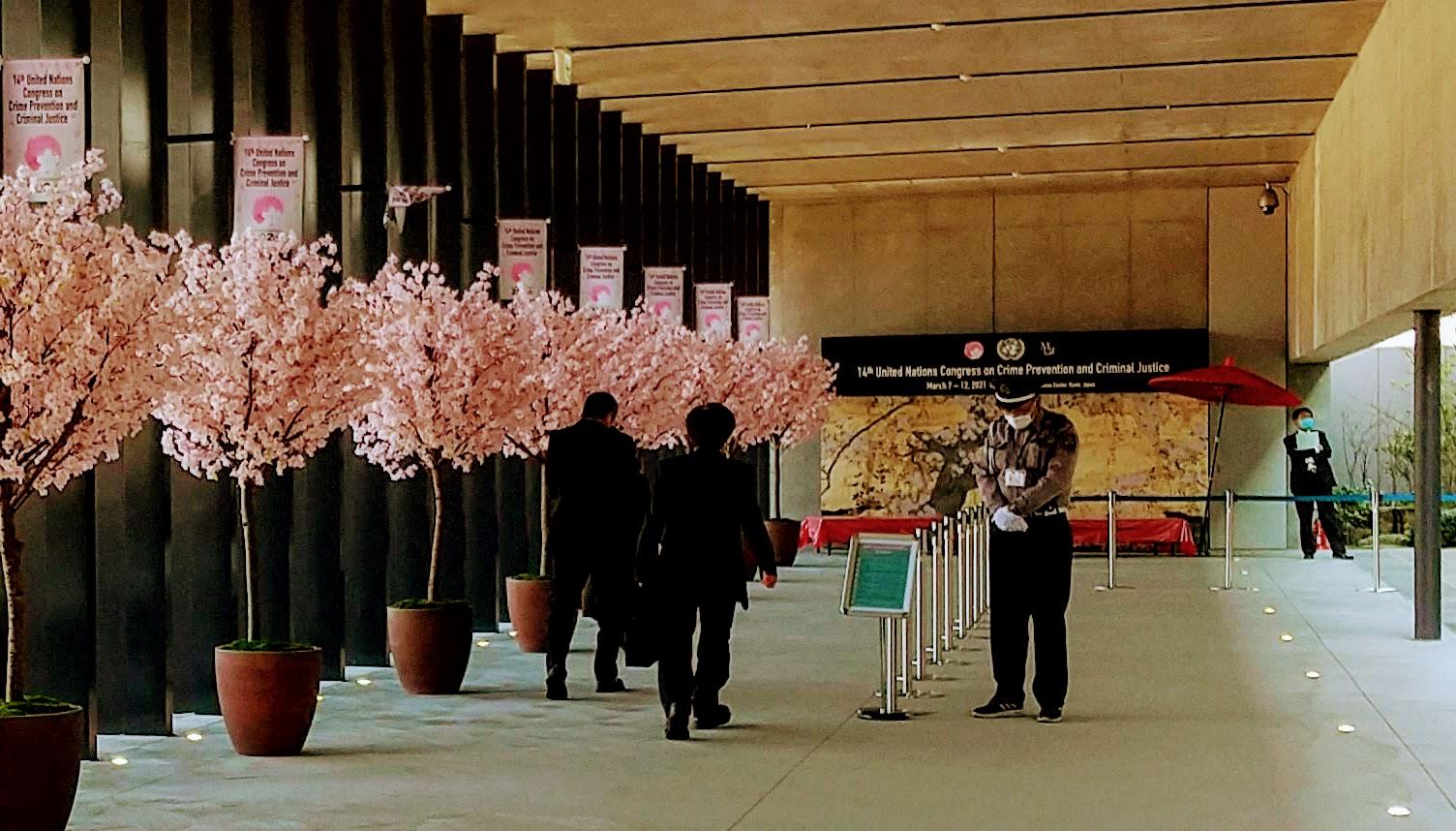 コロナ禍で来場者数を制限し、ハイブリッド参加形式で開催された京都コングレス