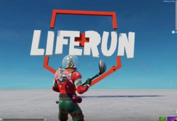 ミッションは「命を救うこと」!フォートナイト「ライフラン(Liferun)」をリリース