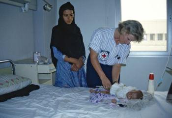 40年にわたるイラクでの人道支援を写真で振り返る