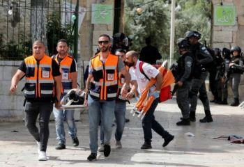 イスラエル/パレスチナ自治区 : 市民を守るため暴力の自制と緊張緩和を
