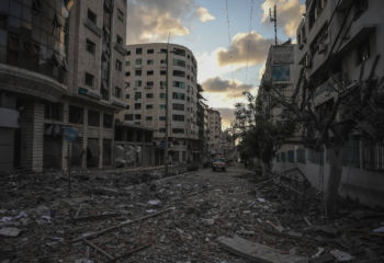 ICRCファブリツィオ・カルボーニ中東事業局長による声明