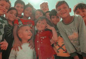 イラクでの40年にわたる人道支援