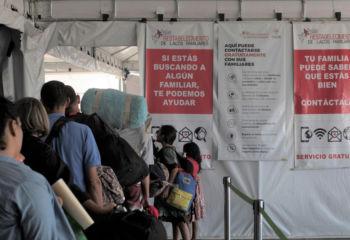 ベネズエラ移民の支援を強化