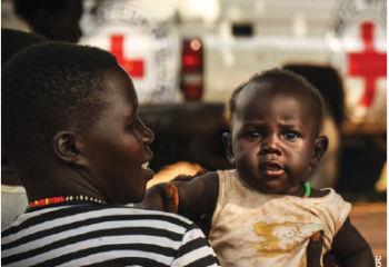 南スーダンでの10年の活動を数字で振り返る 対象期間:2011年~2021年